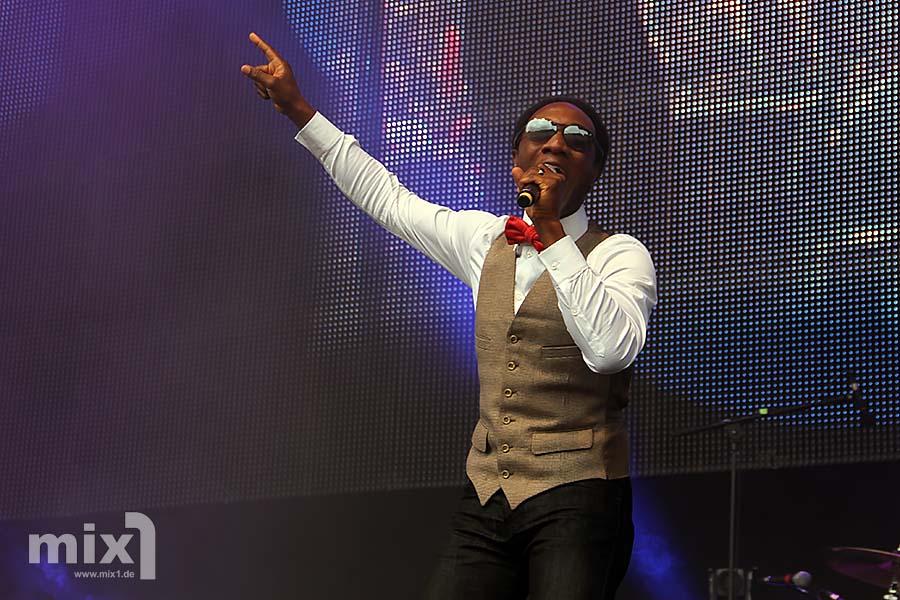 Foto:2011 - Aloe Blacc
