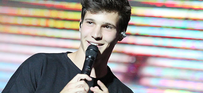 Foto  Wincent Weiss Stars For Free 2017