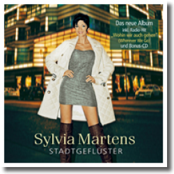 Cover: Sylvia Martens - Stadtgeflüster