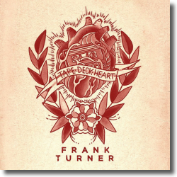 Cover: Frank Turner - Tape Deck Heart