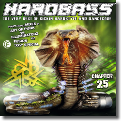 Cover: Hardbass Chapter 25 - Various Artists