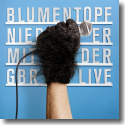Cover:  Blumentopf - Nieder mit der GbR – live