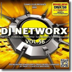 Cover: DJ Networx Vol. 56 - Various Artists