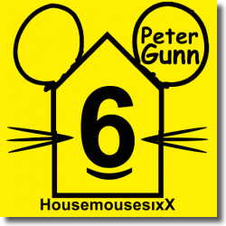 Cover: HousemousesixX - Peter Gunn