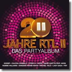 Cover: 20 Jahre RTL II - Das Partyalbum - Various Artists