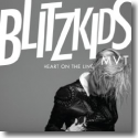Cover:  BLITZKIDS mvt. - Heart On The Line
