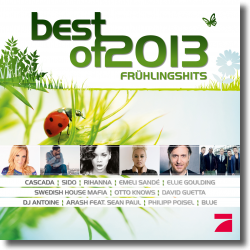 Cover: Best of 2013 - Frühlingshits - Various Artists