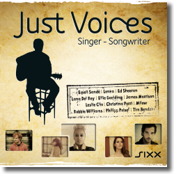 Cover: Just Voices - Singer-Songwriter - Various Artists