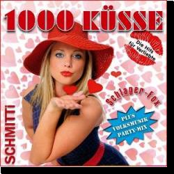 Cover: Schmitti - 1000 Küsse