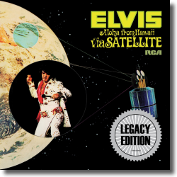 Cover: Elvis Presley - Aloha From Hawaii via Satellite