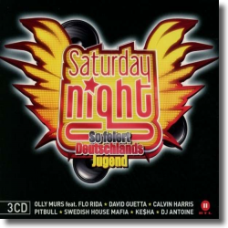 Cover: RTL2 Saturday Night - So feiert Deutschlands Jugend - Various Artists