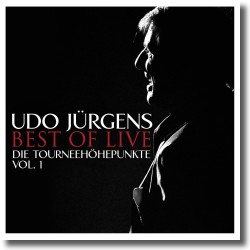 Cover: Udo Jürgens - Best of Live - die Tourneehöhepunkte - Vol.1
