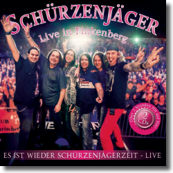 Cover: Schürzenjäger - Es Ist wieder Schürzenjägerzeit - Live