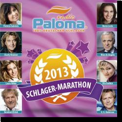 Cover: Schlagermarathon 2013 - Various Artists