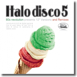Cover: 80's Revolution Italo Disco Vol. 5 - Various Artists