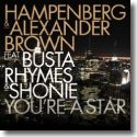 Cover: Hampenberg & Alexander Brown feat. Busta Rhymes & Shonie - You're A Star