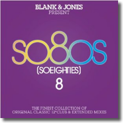 Cover: so80s (so eighties) 8 - Various Artists