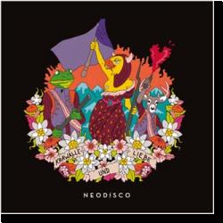 Cover: Neodisco - Krawalle und Liebe