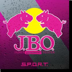 Cover: J.B.O. - S.P.O.R.T.