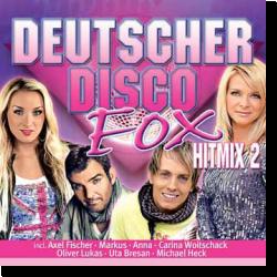 Cover: Deutscher Disco Fox Hitmix 2 - Various Artists