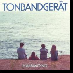 Cover: Tonbandgerät - Halbmond