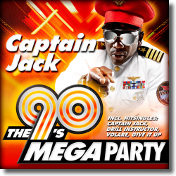 Cover: Captain Jack - 90's Mega Party