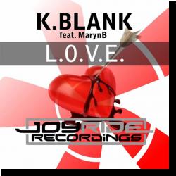 Cover: K.Blank feat. MarynB - L.O.V.E.