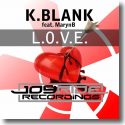 Cover:  K.Blank feat. MarynB - L.O.V.E.