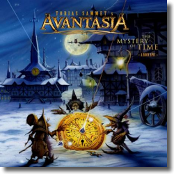 Cover: Avantasia - The Mystery Of Time