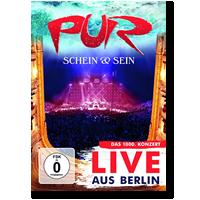 Cover: PUR - Schein & Sein - Live aus Berlin