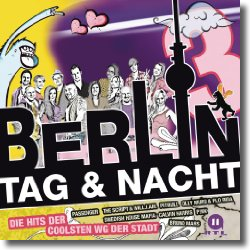 Cover: Berlin Tag und Nacht Vol. 3 - Various Artists