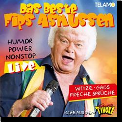 Cover: Fips Asmussen - Das Beste-Humor, Power Non-Stop