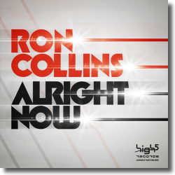 Cover: Ron Collins - Alright Now