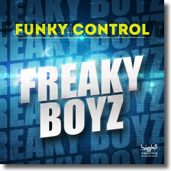 Cover: Funky Control - Freaky Boys