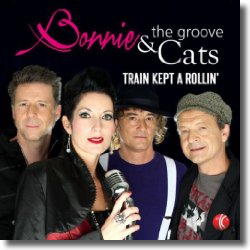 Cover: Bonnie & The Groove Cats - Train Kept A Rollin'