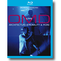 Cover: OMD - Live Architecture & Morality & More