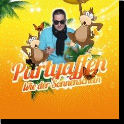 Cover: Partyaffen - Wie der Sonnenschein (Shalalala)