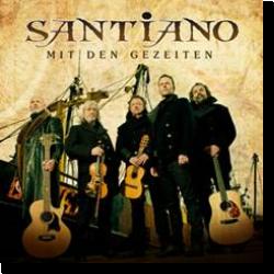Cover: Santiano - Mit den Gezeiten