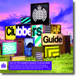 Cover: Ministry Of Sound - Clubbers Guide 2013, Vol.2 - Various Artists
