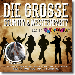 Cover: Die große Country & Westernparty - Various Artists