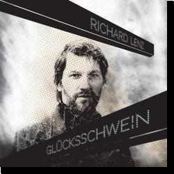 Cover: Richard Lenz - Glücksschwein