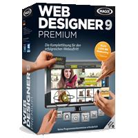 Cover: MAGIX  Web Designer 9 - MAGIX