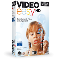 Cover: MAGIX Video easy HD - MAGIX