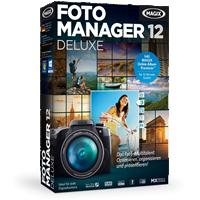 Cover: MAGIX Foto Manager 12 Deluxe - MAGIX