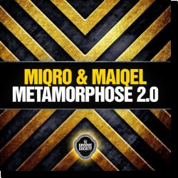 Cover: Miqro & Maiqel - Metamorphose 2.0