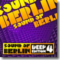 Cover:  Sound Of Berlin Deep Edition Vol. 4 - Various Artists