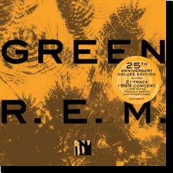 Cover: R.E.M. - Green - 25th Anniversary Edition