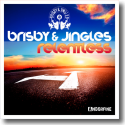 Cover:  Brisby & Jingles - Relentless