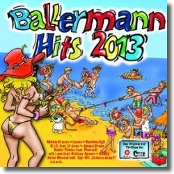 Cover: Ballermann Hits 2013 - Various Artists
