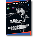 Cover:  Paul McCartney & Wings - Rockshow